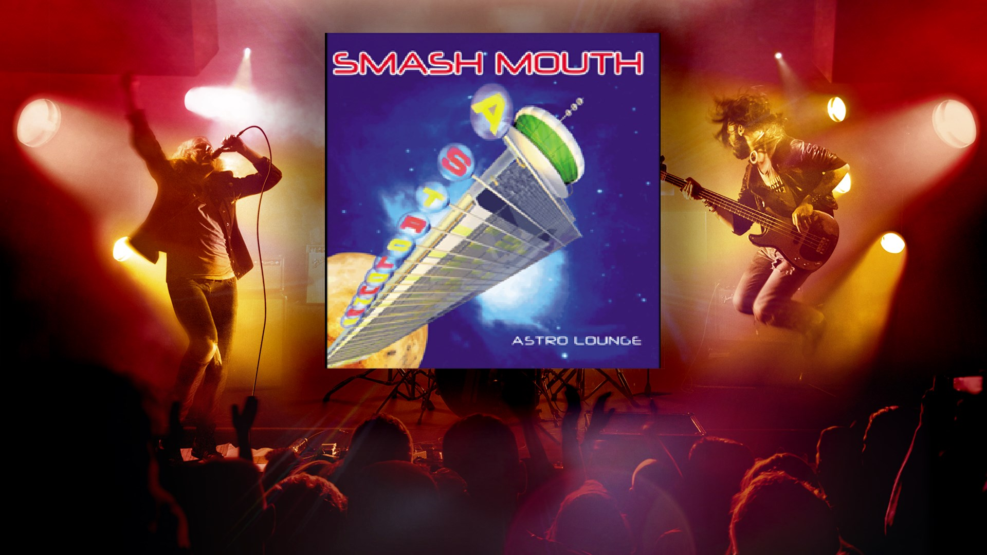 """""""All Star"""" - Smash Mouth"""