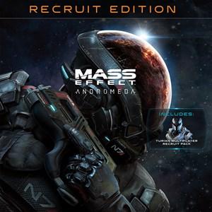 Mass Effect™: Andromeda – Edição Standard Recruit Xbox One