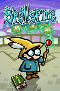 Carátula para el juego Spellspire de Xbox 360