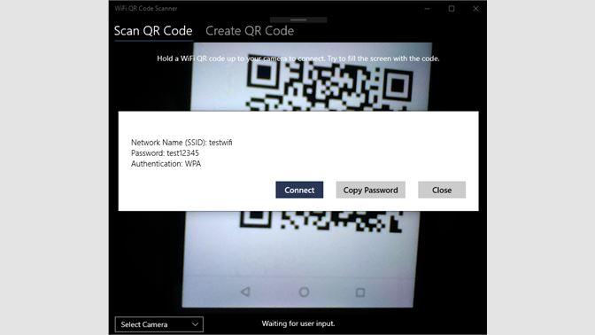 Get WiFi QR Code Scanner - Microsoft Store