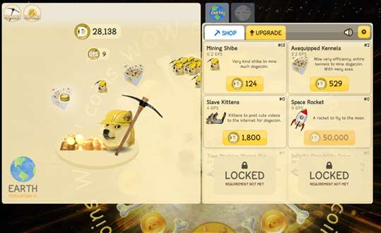 dogeminer clicker   windows  pc    windows  apps