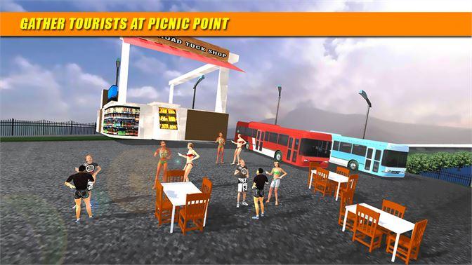 Get Summer Camper Van Coach Bus Simulator 3D - Microsoft Store