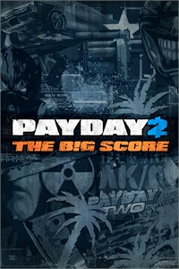 Carátula del juego PAYDAY 2 - CRIMEWAVE EDITION - THE BIG SCORE DLC Bundle!