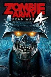 Carátula para el juego Zombie Army 4: Dead War de Xbox 360