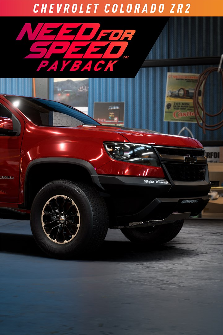 Buy Need for Speed™ Payback: Chevrolet Colorado ZR2
