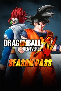 Carátula del juego Dragon Ball Xenoverse - Season Pass