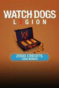 WATCH DOGS: LEGION - НАБОР КРЕДИТОВ: 2500 КРЕДИТОВ WD