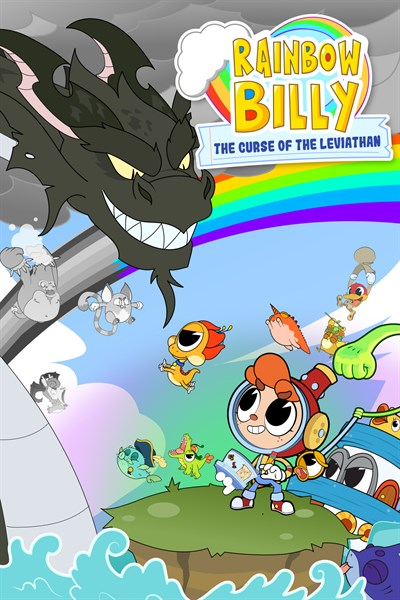 Rainbow Billy: Leviathan's Curse