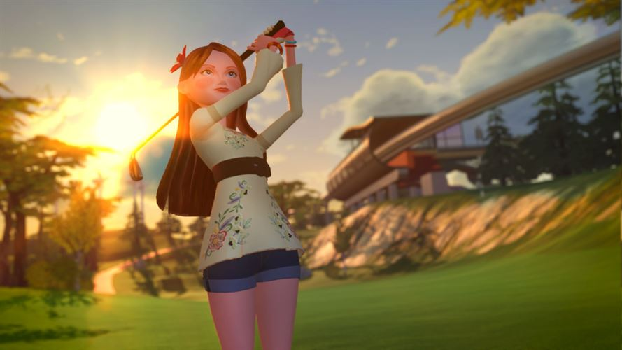 Powerstar Golf Screenshot