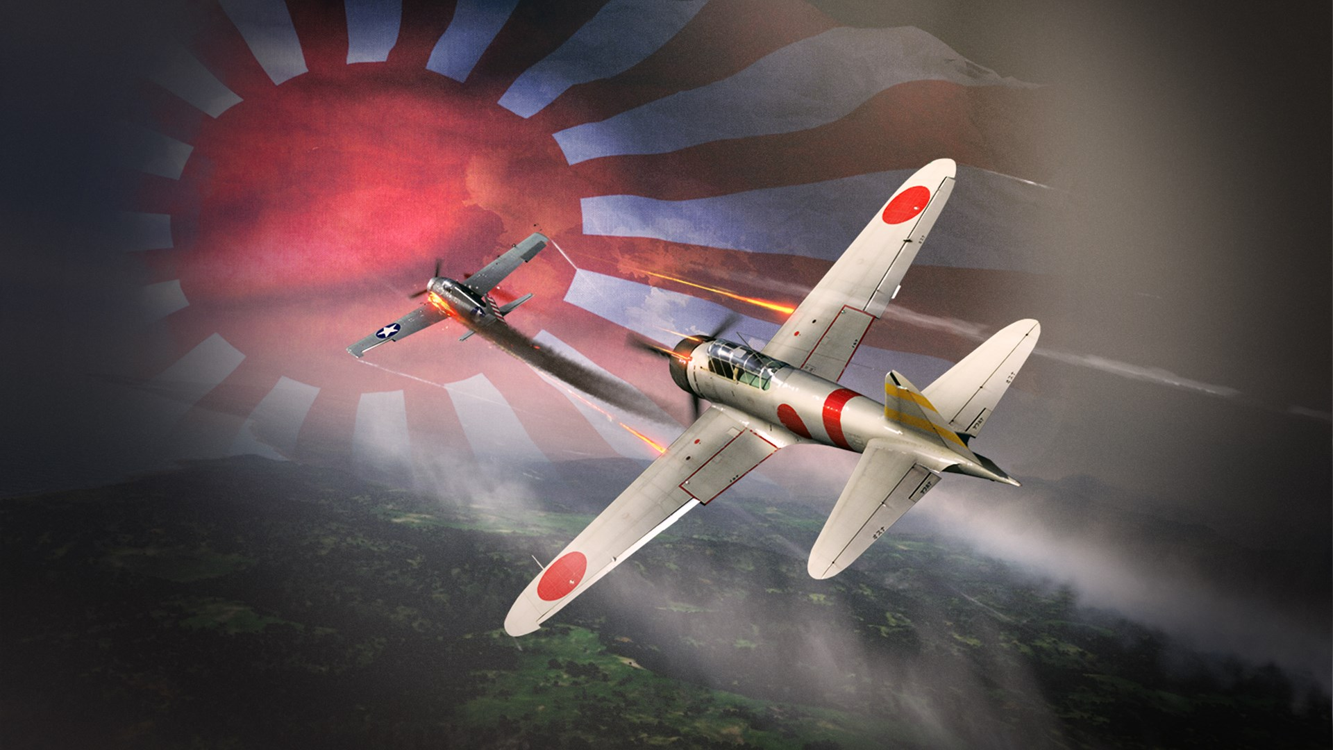 War Thunder - Japanese Pacific Campaign