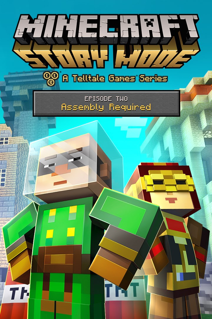 Buy Minecraft Story Mode Episode 2 Assembly Required