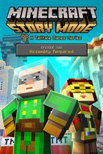 Buy Minecraft: Story Mode - Episode 2: Assembly Required - Microsoft