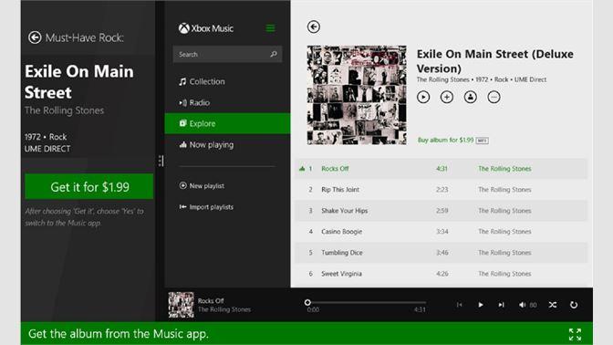 Get Music Deals - Microsoft Store
