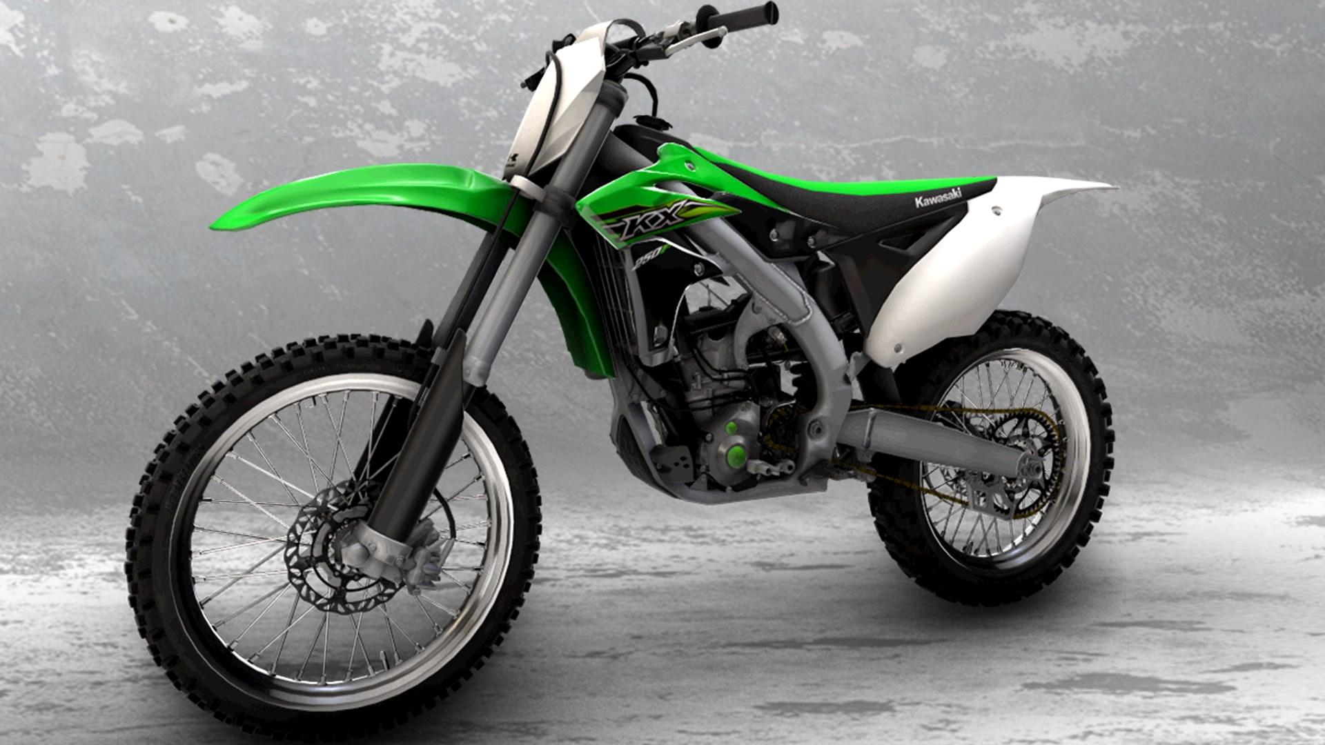 2015 Kawasaki KX 250F MX