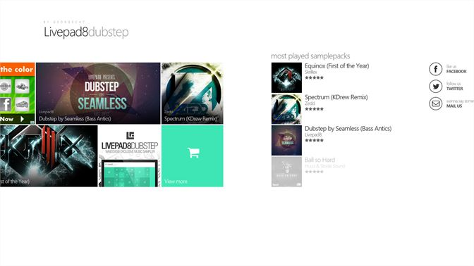 Get Livepad8: Dubstep - Microsoft Store