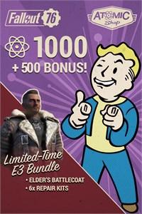 Fallout 76: E3 Atom Bundle