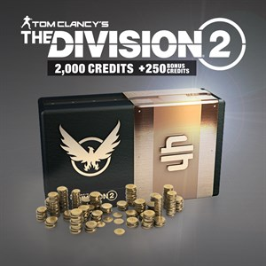 Tom Clancy's The Division 2 – 2250 Premium Credits Pack Xbox One