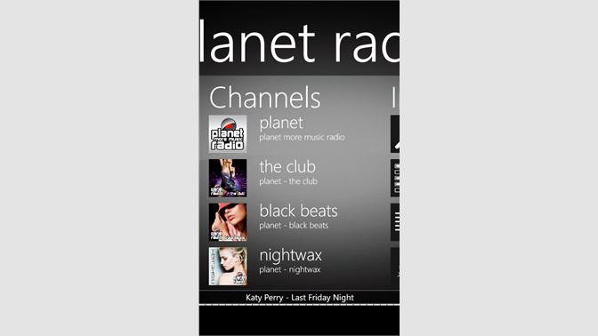 Planet radio for android apk download.