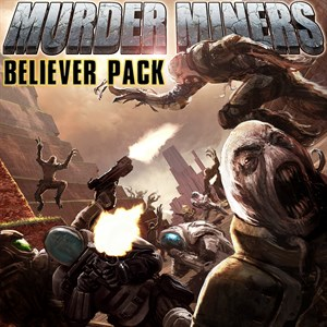 Murder Miners - Believer's Pack Xbox One
