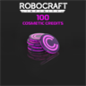 100 Cosmetic Credits