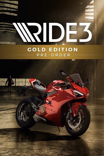 RIDE 3 - Gold Edition Pre-order