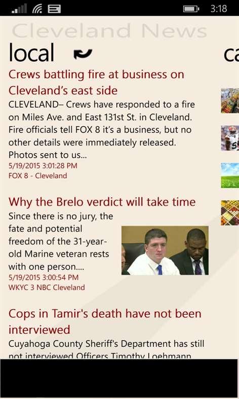 Get Cleveland News - Microsoft Store