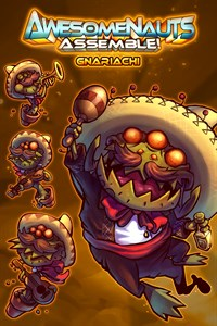 Облик —Gnariachi - Awesomenauts Assemble!