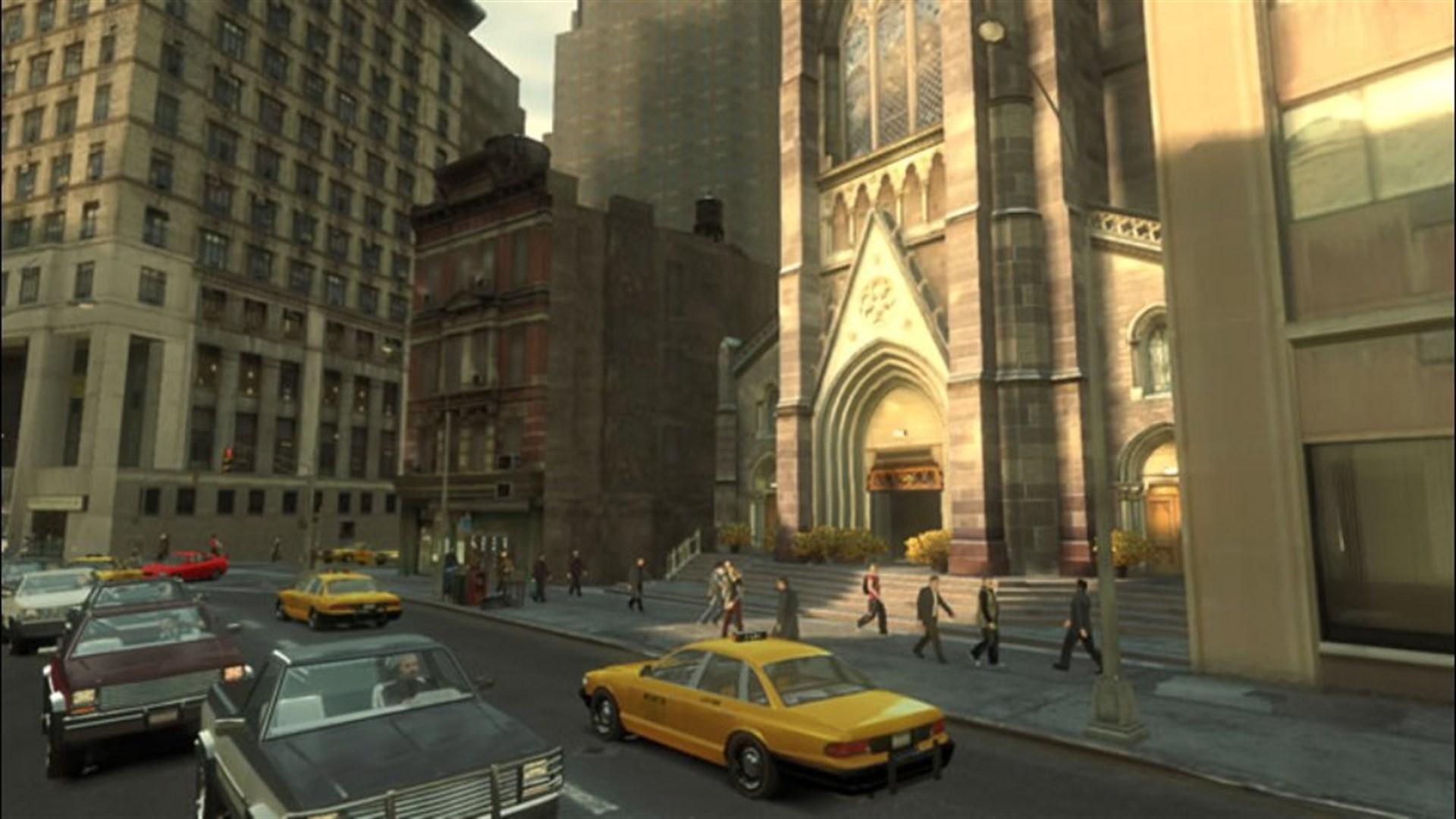 Скриншот №13 к Grand Theft Auto IV