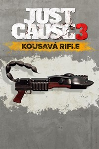 Just Cause 3 – Fuzil Kousavá