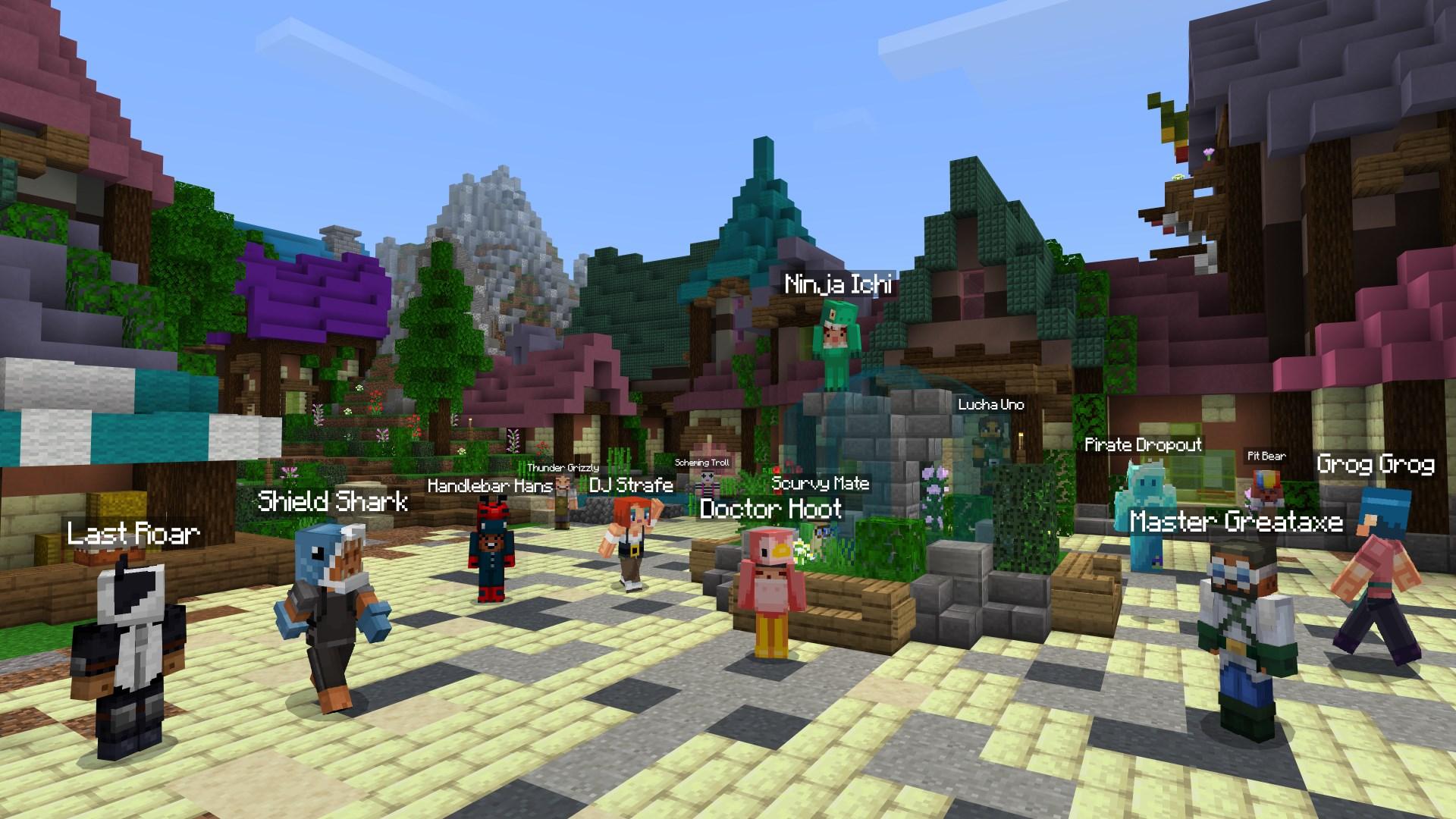 Скриншот №10 к Minecraft Master Collection