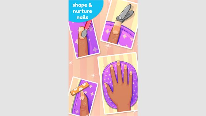 Get Nail Art Salon Game Microsoft Store