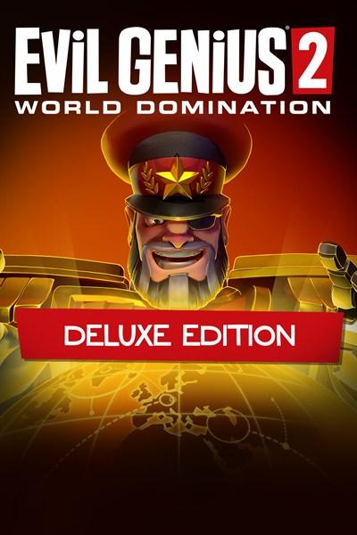 Evil Genius 2: World Domination Deluxe Edition