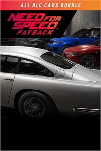 Carátula para el juego Need for Speed Payback: All DLC cars bundle de Xbox 360