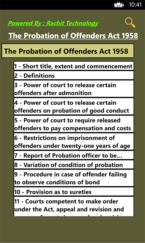essay on probation of offenders act A probation and parole criminology essay print reference this the national probation act was when placed on probation, offenders are expected to follow the.