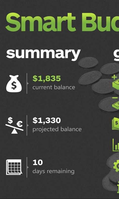 Smart Budget Screenshots 2