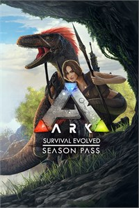 Carátula del juego ARK: Survival Evolved Season Pass