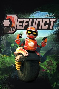 Carátula para el juego Defunct de Xbox 360