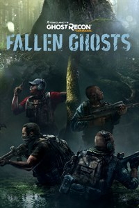 Carátula del juego Ghost Recon Wildlands - Fallen Ghosts