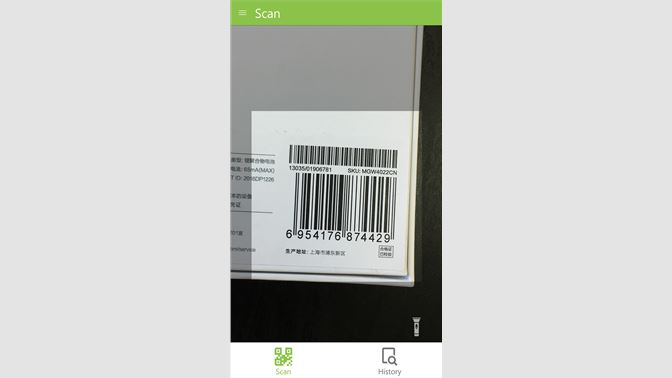 Get QR Code Scanner and Reader - Microsoft Store