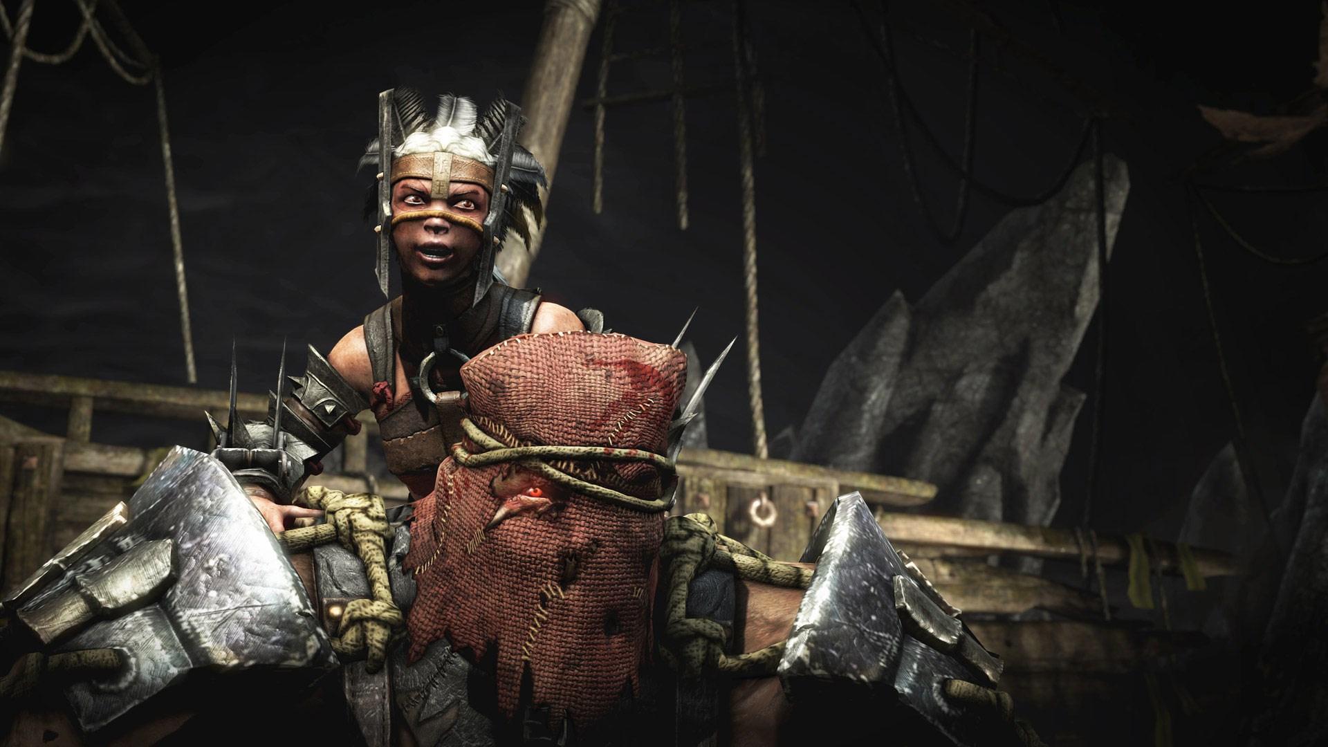 Скриншот №12 к Mortal Kombat X