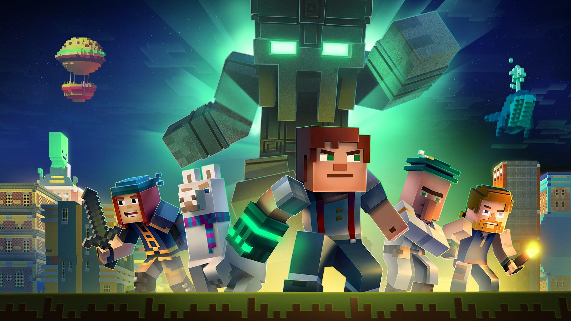 「Minecraft Story mode」の画像検索結果