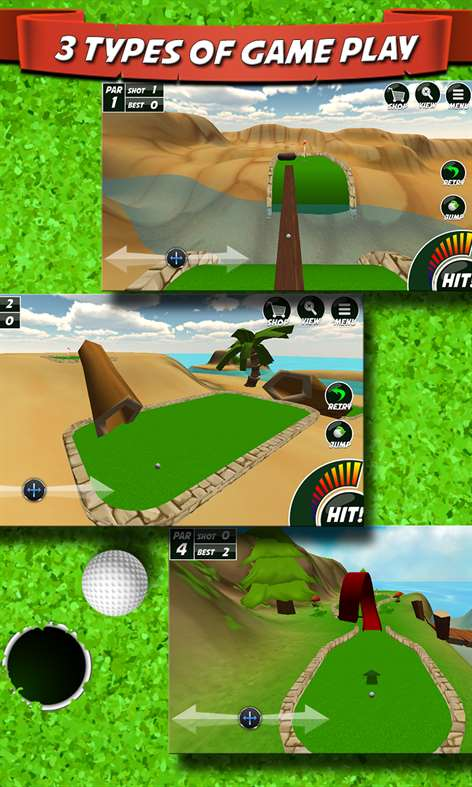 Mini Golf Stars Screenshots 2