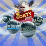 Goat Simulator: The GOATY Logo
