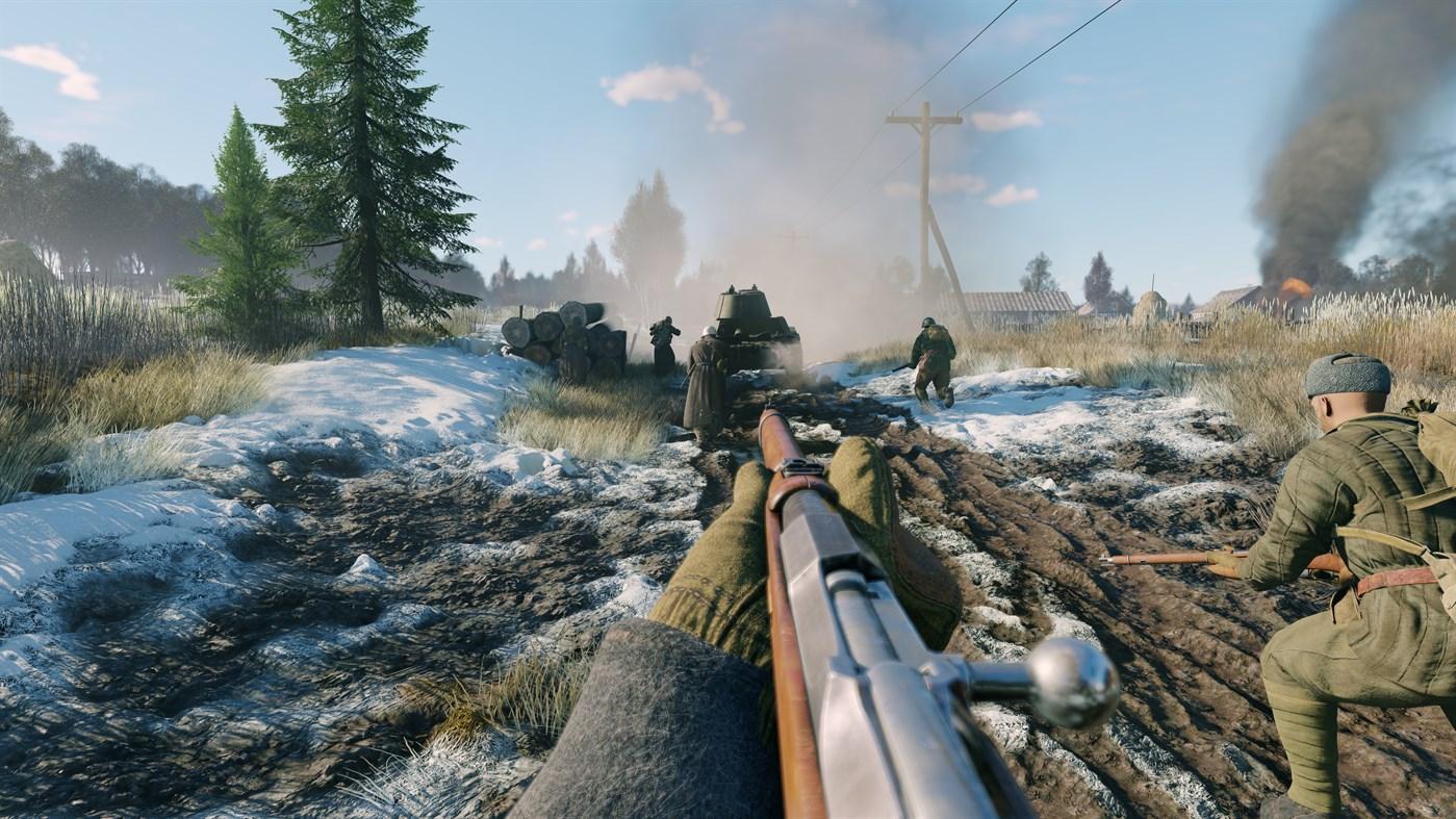 Możesz teraz cieszyć się otwartą wersją beta Enlisted na Xbox Series X / S 2
