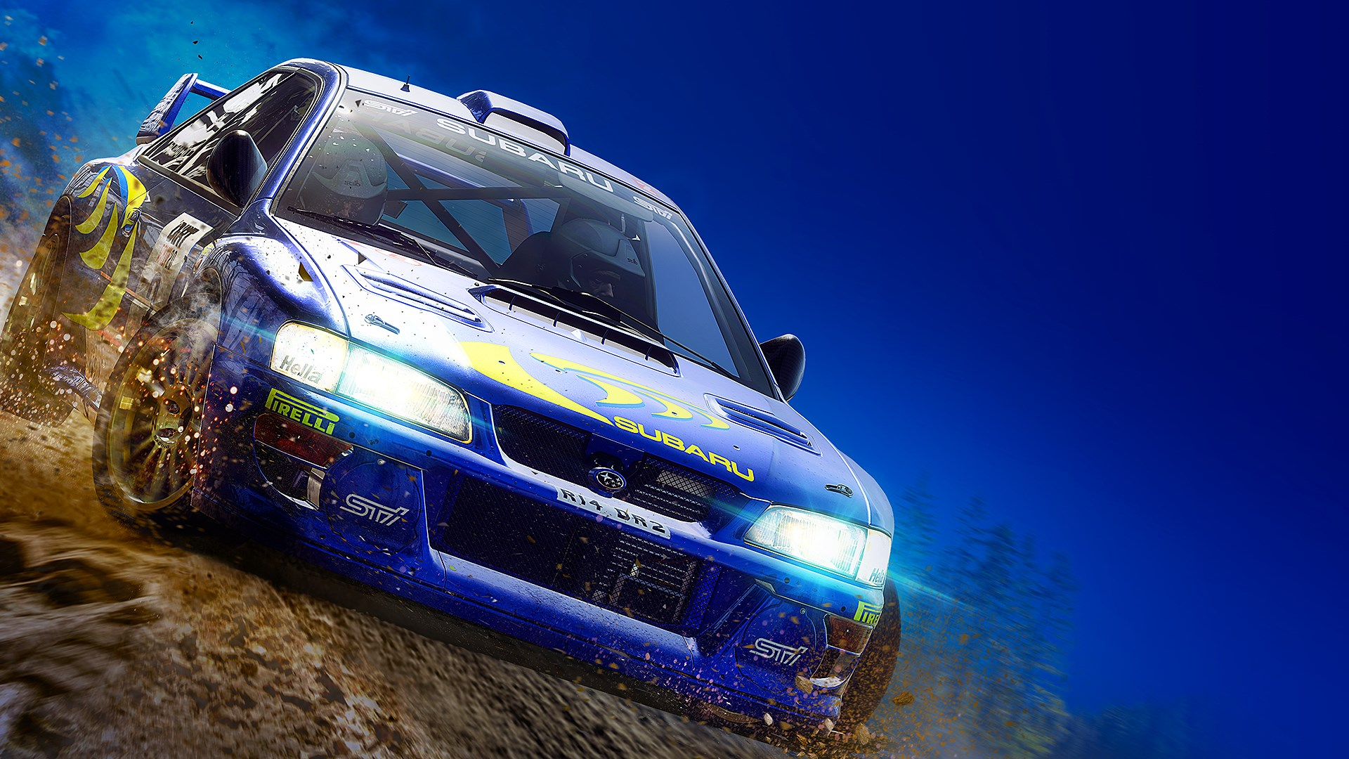 WS - Colin McRae: FLAT OUT Pack