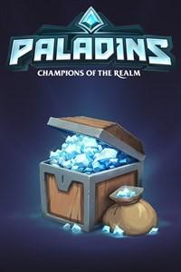 Carátula del juego 2500 Paladins Crystals