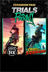 Carátula del juego Trials Rising - Expansion pass