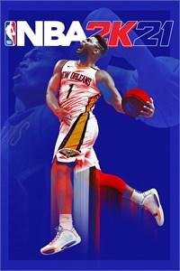 Carátula del juego NBA 2K21 Next Generation Pre-Order