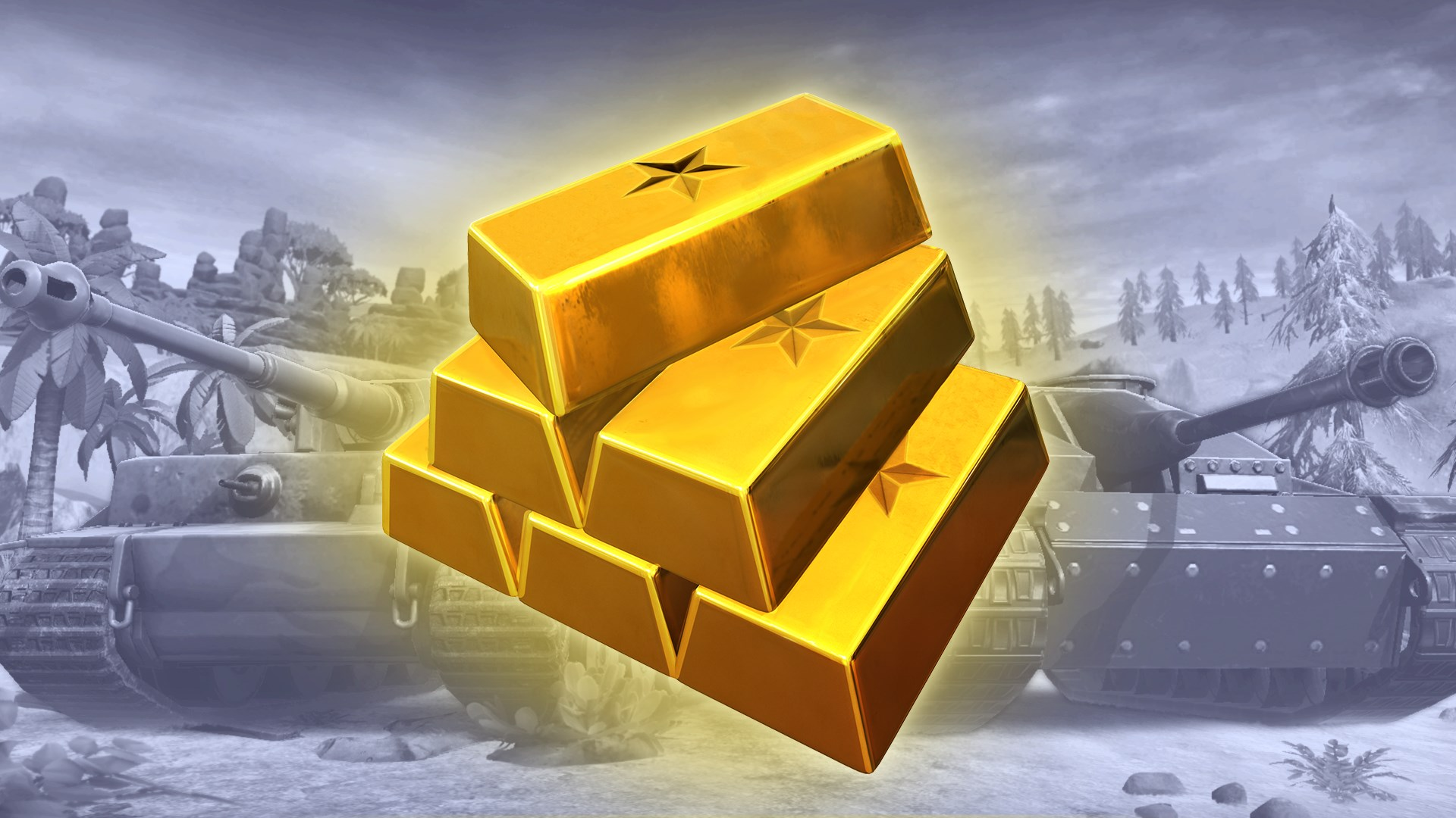 Case of Gold (2500)