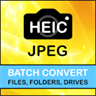HEIC to JPG - The HEIC Image Converter